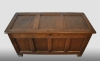 English chest, early 17th century.