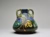 Wed. N.S.A. Brantjes & Co., Art Nouveau vase with two handles, 1895-1904 - Wed. N.S.A. Firma Wed. N.S.A. Brantjes & Co.