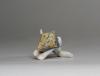 Hildo Krop, Ceramic sculpture of a kneeling man, ca. 1946-1950 - Hildo (H.L.) Krop