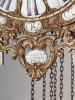 A very decorative, strong and good looking French quarter-striking lantern clock, signed Gault Fils a Paris, circa 1760