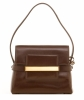 Delvaux Vintage Brown Leather Handbag - Delvaux