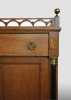 Small Dutch cabinet, about 1800.