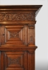 Dutch renaissance cupboard, middle 17th century.