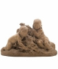 Two Small Terracotta 'Bozzetti' Signed Claude Michel called Clodion - Clodion - Claude Michel