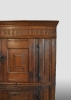 Small German/Dutch cupboard, about 1700.