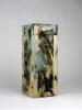 Kees van Renssen, Ceramic lidded jar 'Kogeldoos', 1983 - Kees van Renssen