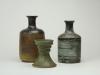 Jan van der Vaart, Unieke keramische vaas met groen glazuur, 1973 - Jan van der Vaart