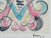 Mommie Schwarz, Schets nr. 51, waterverf, potlood en inkt op papier, jaren '20 - Mommie (S.L.) Schwarz