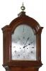 A fine English mahogany longcase clock Dwerrihouse Berkley Square London circa 1780