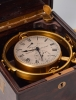 A charming untouched French Marine Chronometer by Brequet, circa 1912