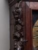 A Belgian baroque hood clock, circa 1730