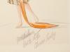 Charles LeMaire, Originele Art Deco kostuumontwerpen voor George Gershwins Broadway musical 'Tell me More', jaren '20 - Charles LeMaire