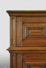 Small renaissance Dutch cupboard, oak.