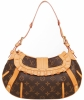 Louis Vuitton 'Leonor' Monogram Hobo