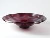 Chris Lanooy, unique red bowl, Glass Factory Leerdam, 1928 - Chris (C.J.) Lanooy