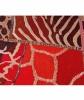 Hermès Carré 90 'Pelages et Camouflage', Aline Honoré