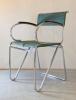 Willem Hendrik Gispen, diagonal chair of steel, bakelite and canvas, ca. 1935 - Willem Hendrik (W.H.) Gispen