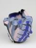 Babs Haenen, Vase 'Auf den Marmorklippen', Porcelain with pigments and glaze, 1986 - Babs Haenen