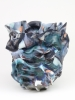 Babs Haenen, Vaas 'Firebird', Porselein met pigmenten en glazuur, 2015 - Babs Haenen