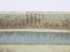 Hans de Jong, Ceramic wall plate 'Beemster', 1981 - Hans de Jong