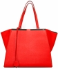 Fendi 'Poppy' 3Jours Leather Tote