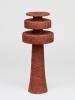 Jan de Rooden, Aardewerken sculptuur 'Libelle', 1961 - Jan de Rooden