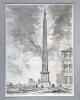 Piranesi: Obelisco Egizio