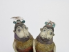 Etie van Rees, Ceramic sculpture of two fantasy animals, ca. 1968 - Etie (Ecoline Adrienne) van Rees