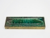 Giò Ponti, Rare Glazed Tile Penholder, Incentive at Opening De Bijenkorf, 1969 - Giò Ponti