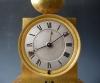Uitzonderlijke equatietijd tafelregulateur, Verneuil Horloger,  Mécanicien à Dijon, circa 1820.