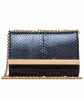Fendi Mini Rush Python Evening Clutch - Fendi