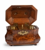 Dutch Louis Quinze Tea Caddy