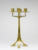 J.K.C. Sneltjes Haarlem, Four-light candlestick, circa 1910 - Sneltjes Haarlem