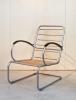 W.H. Gispen, Cantilever lounge chair, model 409, designed 1933, executed 1976 - Willem Hendrik (W.H.) Gispen