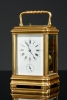 French Carriage Clock, Charles Oudin