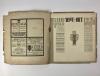 Wendingen, Tooneel, omslagontwerp Jan Toorop, 1919, nummer 9-10 - Jan Toorop