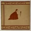 Wendingen, Deense architectuur, omslagontwerp S. Jessurun de Mesquita, 1927, nummer 4 - Samuel Jessurun de Mesquita