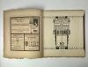 Wendingen, Jan Toorop, omslagontwerp Willem van Konijnenburg, 1918, nummer 11-12 - Willem (W.A.) van Konijnenburg