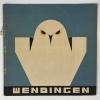 Wendingen, Beeldend werk van S. Jessurun de Mesquita, omslagontwerp S. Jessurun de Mesquita, 1931, nummer 1 - Samuel Jessurun de Mesquita