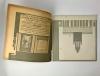 Wendingen, Interiors, cover design Otto B. de Kat, 1927, edition 2 - Otto Boudewijn de Kat