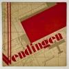 Wendingen, Aerial photographs, cover design Arthur Staal, 1930, edition 5 - Arthur Staal