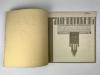 Wendingen, Middle class housing in the expansion plan 'South' in Amsterdam, cover design Albert Klijn, 1923, edition 4 - Albert Klijn
