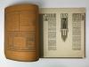 Wendingen, Puppets, cover design C.A. Lion Cachet, 1921, edition 7-8 - Carel Adolph (C.A.) Lion Cachet