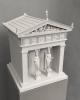 Scale model Delphi Treasury