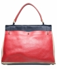 Yves Saint Laurent Tricolor Muse Two Satchel - Large