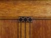 Nederlandsche Meubelfabriek Pander, Oak sideboard, circa. 1920 - Nederlandsche Meubelfabriek Pander
