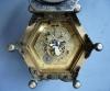 'Horitontal Tischuhr', horizontal table clock with alarm, Kriedel-London, circa 1740.