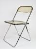 Giancarlo Piretti for Castelli Italy, Two foldable 'Plia' chairs, 1967 - Giancarlo Piretti