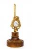 A small French Louis XVI rack timepiece, Mosbrucker A Saverne, circa 1770