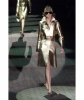 Fall 2000 Tom Ford for Gucci Runway Leather Coat - Gucci